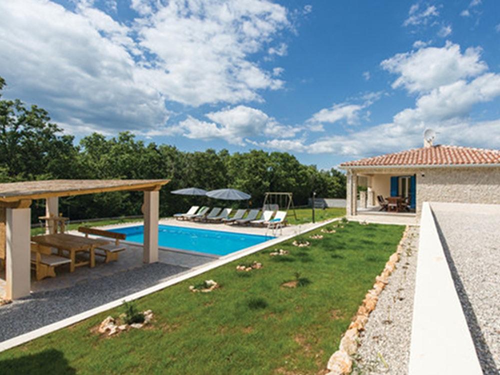 Villa Triton Kroatien